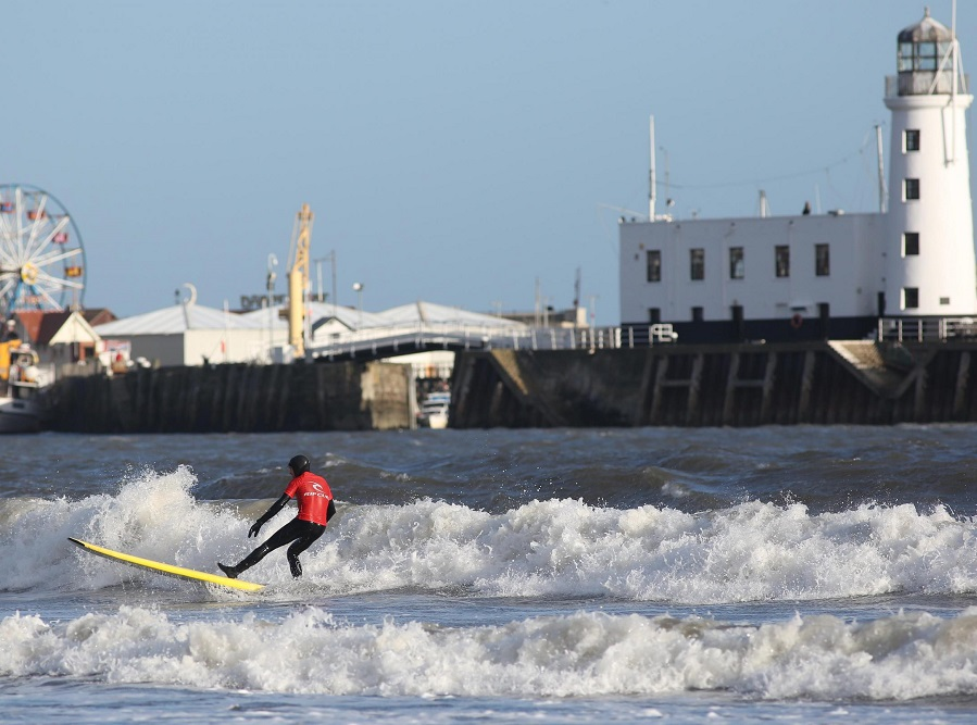 Scarborough Surfing