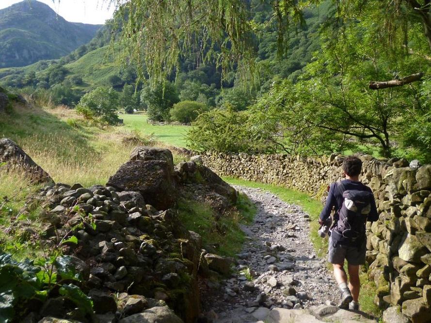 Yorkshire Walking