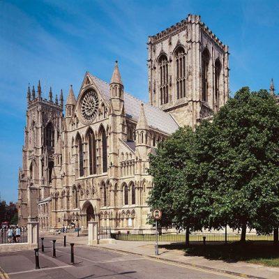 Yorkshire cities